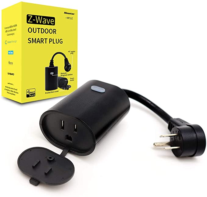 ZIPATO GR-105.EU.G Valve Controller Z-Wave Plus